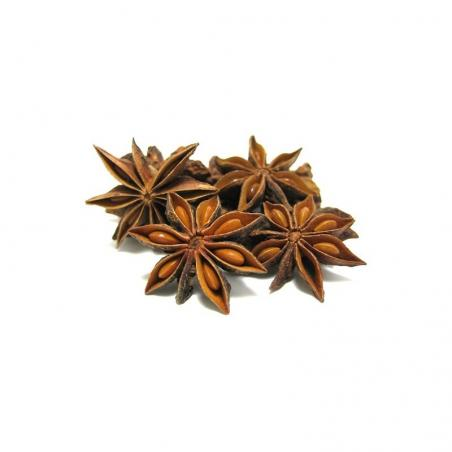 Anise Star, Star Anise Pods, Organic