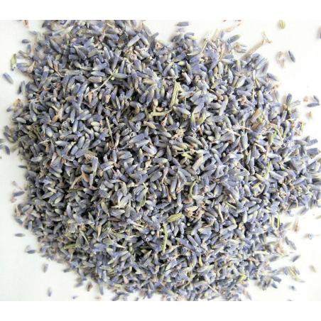 Lavender flowers, French, Organic