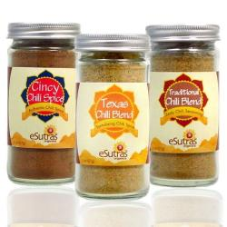 Chili Spice Trio Gift Set