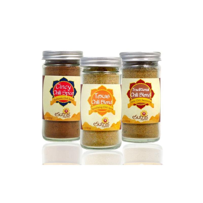 Chili Spice Trio Gift Set
