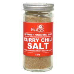 Finishing Salt Curry Chili