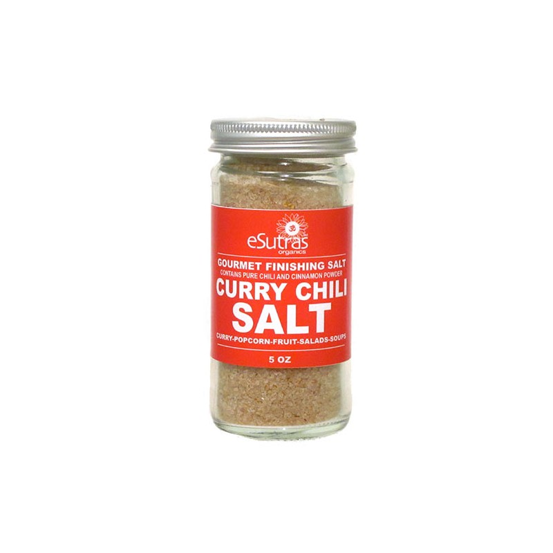Chili Curry Salt