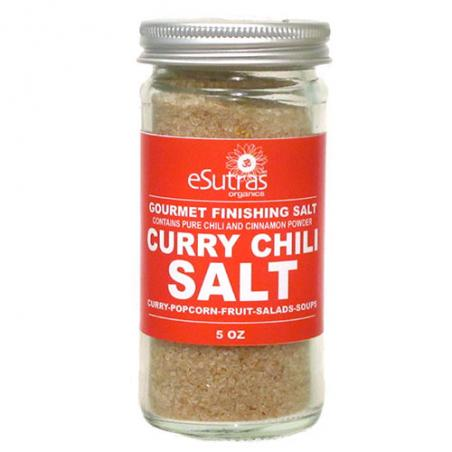 Finishing Salt Curry Chili