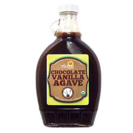 Agave Nectar: Chocolate Vanilla