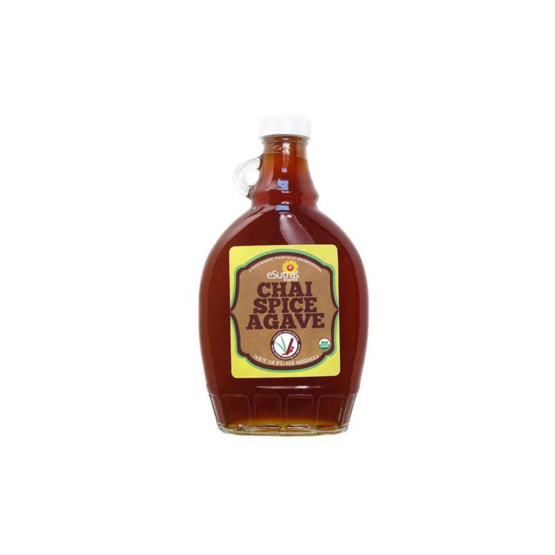 Chai Spice Agave Nectar - 12 oz