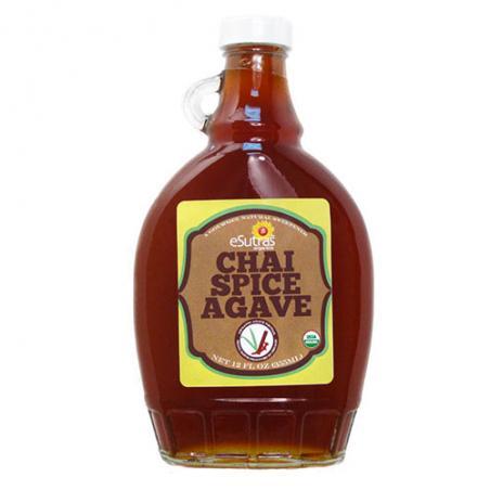 Agave Nectar: Chai Spice