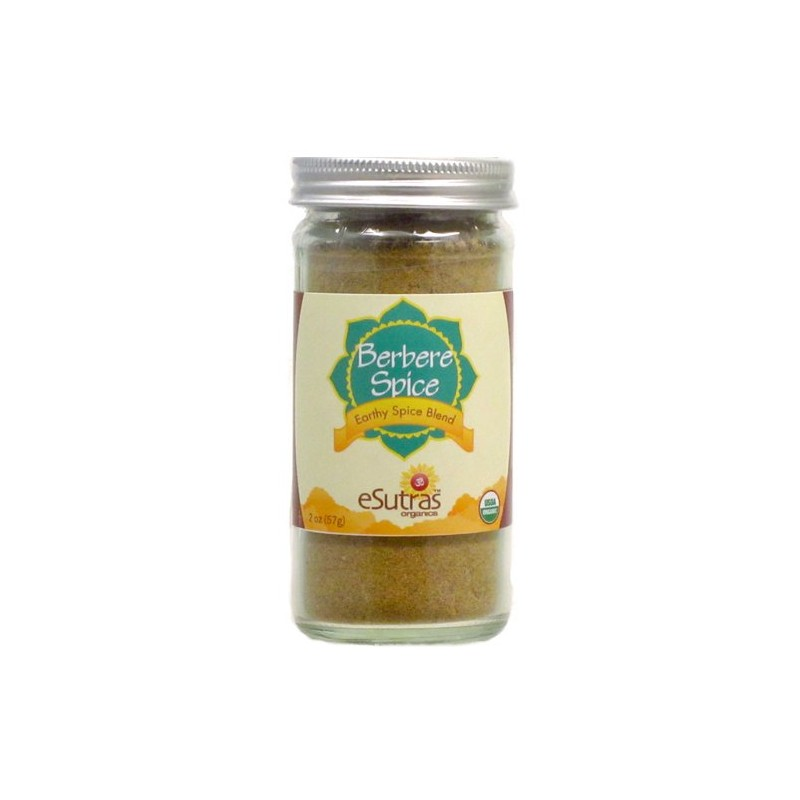 Berbere Spice Mix - 2 oz