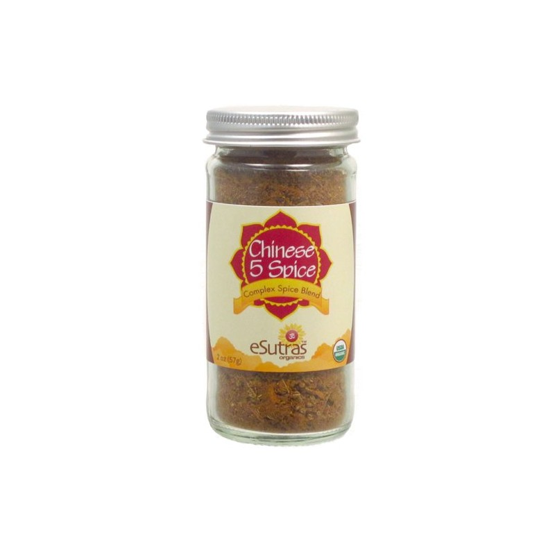Chinese Five Spice Powder - 2 oz