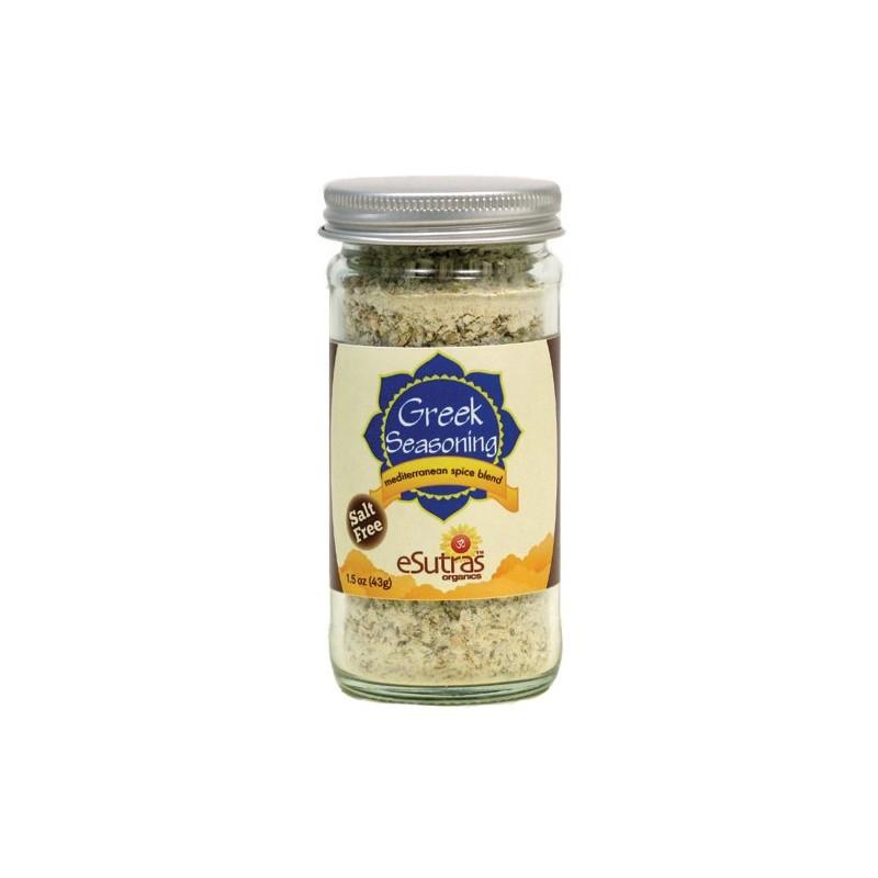 Greek Spice (no salt) - 1.5 oz