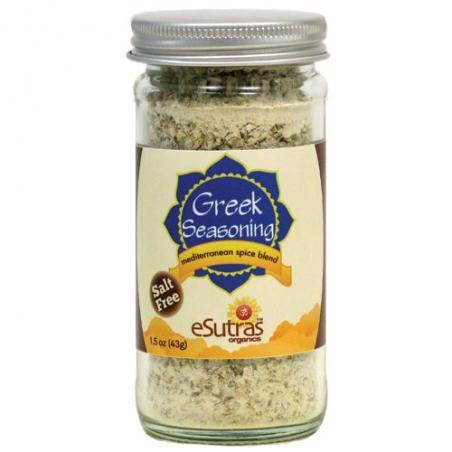 Greek Spice (no salt)