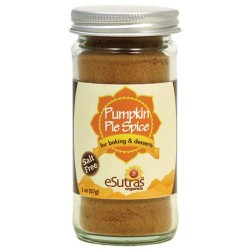 Pumpkin Pie Spice (No Salt) - 2 oz
