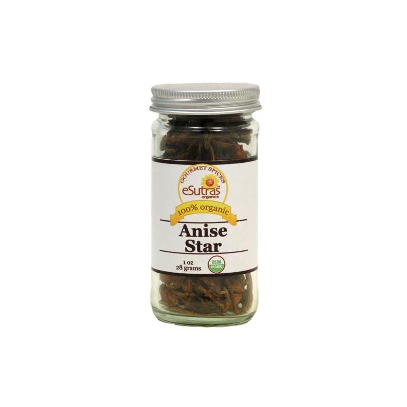 Anise Star Pods  - 1 oz