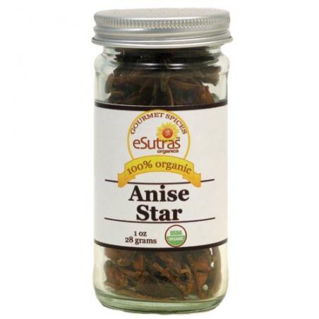 Anise Star, Star Anise Pods