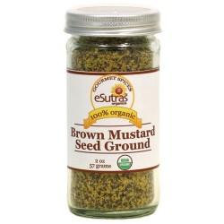 Mustard Seed Powder (Brown)