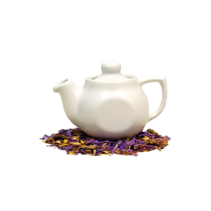 White Ceramic Tea Pot