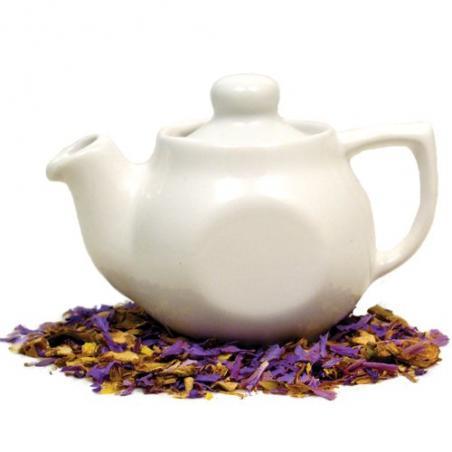 White Ceramic Tea Pot