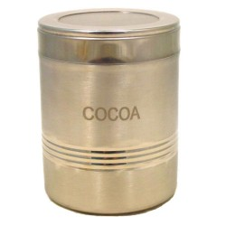 Coco - Ribbed Canister