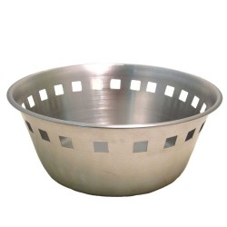 Serving  bowl stainless steel