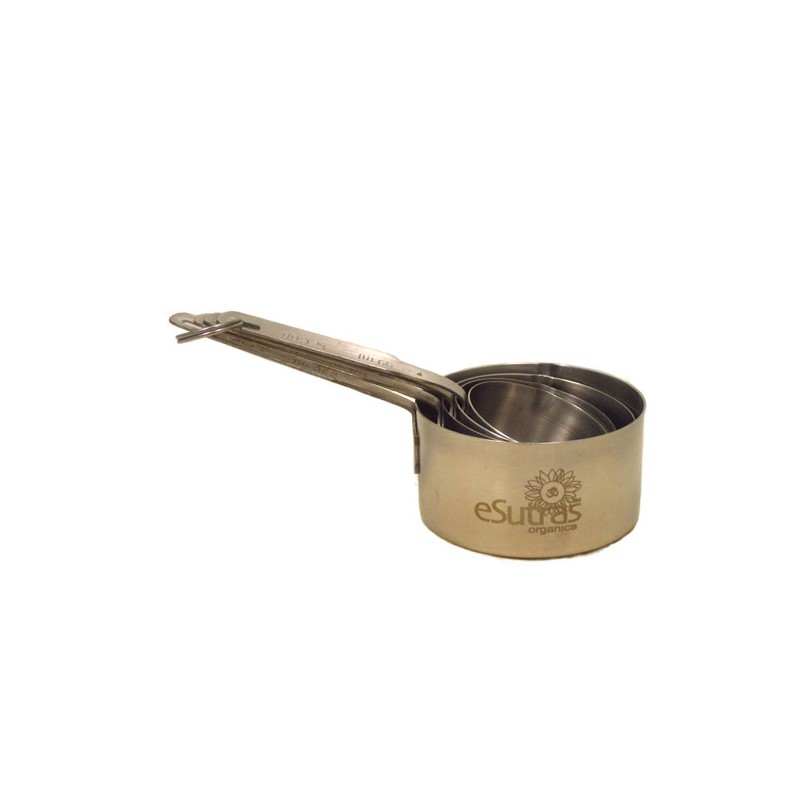 Measuring Cup - Heavy with paddle handle