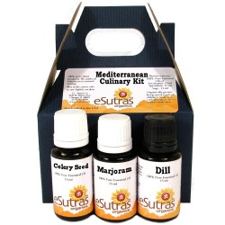 Essential Oil: Mediterranean Culinary Kit