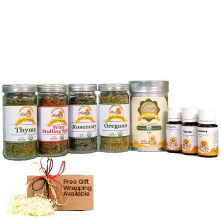 Assorted Gourmet Spice Set