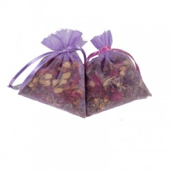 Floral Tub Tea Gift Set