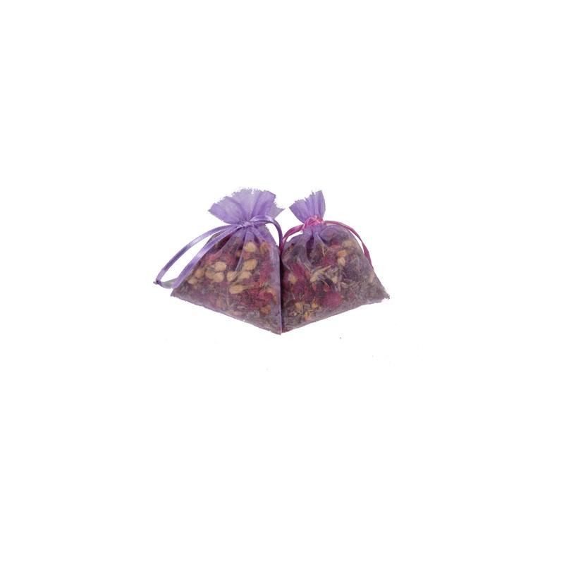 Floral Tub Tea Gift Set