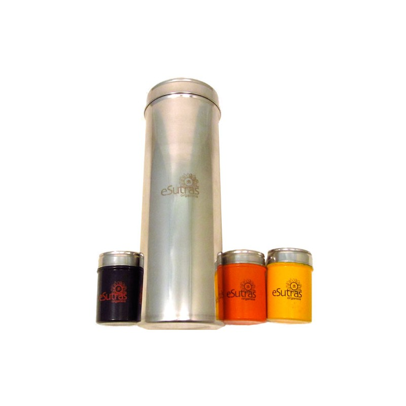 Dinner and Spice Canister Gift Set