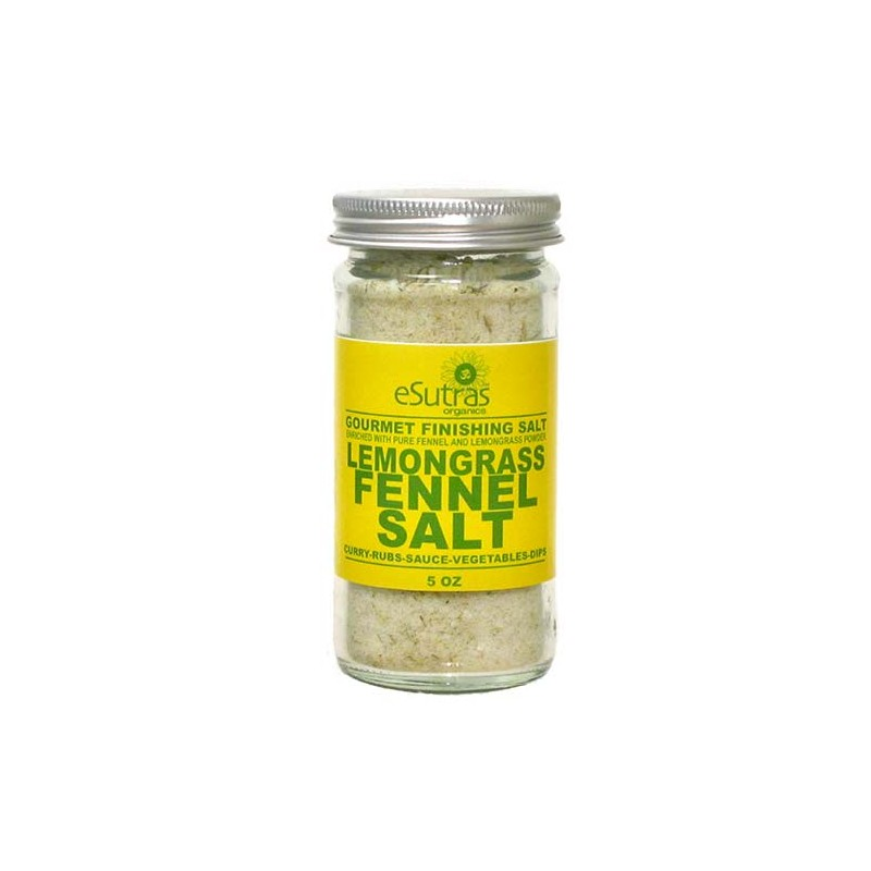 Lemongrass Fennel Salt