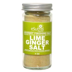 Finishing Salt Lime Ginger